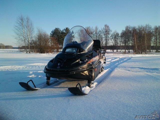 Фото - Снегоход тайга 500